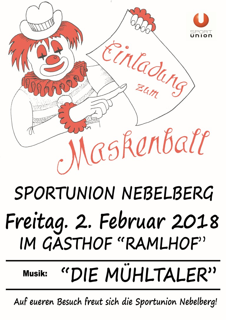 Ball Plakat 2018 (Medium)
