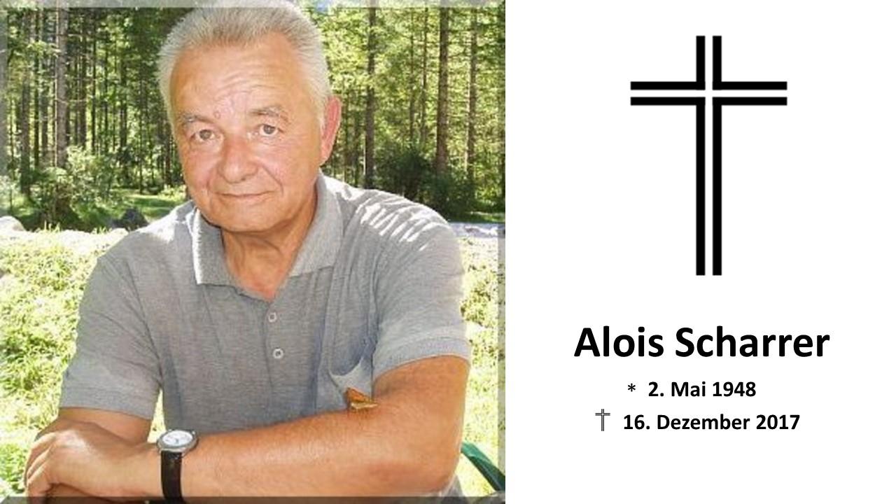 Scharrer Alois